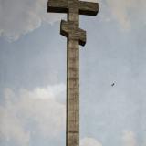 Кръстът на вр. Околчица