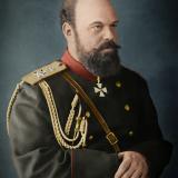 Руския самодържец Александър III