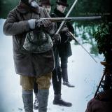 Царят на зимен лов