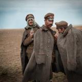 Пленени български войници