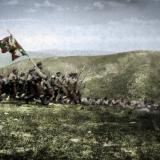 Атака на пехотата край Люлебургаз