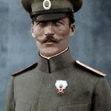 Подполковник Борис Дрангов