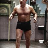 Шампионът по бокс Чаушев