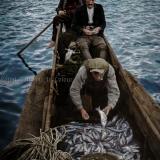 Риболов в Охридското езеро