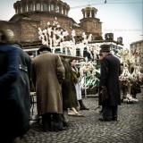 Сурвачки на площад Света Неделя