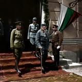 Император Карл в Кюстендил
