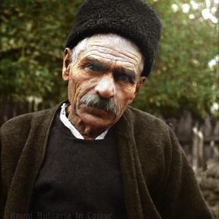 Възрастен мъж