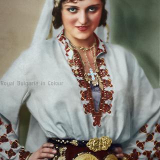 Мис България 1930 г.