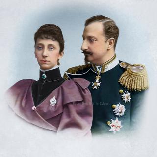 ТЦВ Княгиня Мария Луиза и Княз Фердинанд I