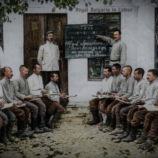 Образователен курс за начинаещи 1917 г