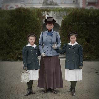Царицата и Княгините в Еквсиноград
