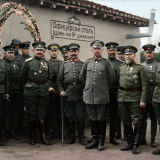 Щаб на Девета плевенска дивизия