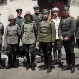Посещение на Главнокомандващия в Прилеп