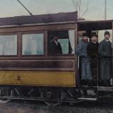 Първият софийски трамвай