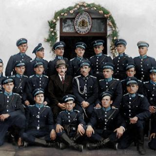 Български полицаи – Гевгели